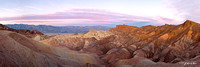 Just Before Morning, Zabriskie Point